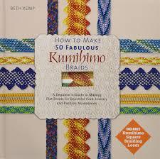 how to make 50 fabulous kumihimo braids a beginner u0027s guide to
