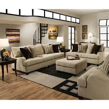 traditional livingroom glamorous pine living room furniture sets