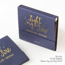 matchbook wedding favors light my matchbooks wedding favors wedding matches