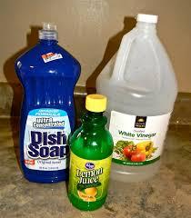 hard water cleaner 1 2 c original blue dawn 1 2 cup white