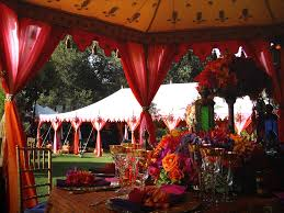 indian wedding decoration rentals raj tents luxury tent rentals los angeles indian weddings