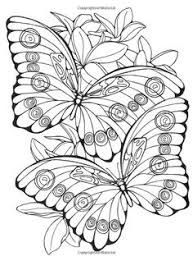 free butterfly coloring pages kid crafts animals u0026