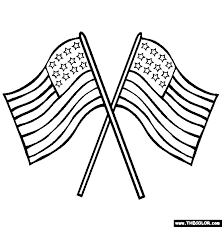coloring pages american flag us flag coloring page free us flag coloring