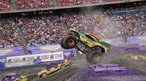 monster truck race track sim monsters