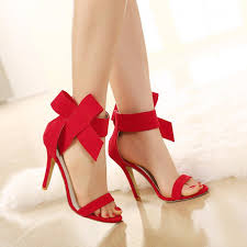wedding shoes ankle women s wedding shoes bow stiletto heels ankle