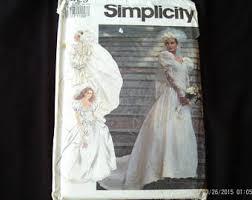 wedding dress sewing patterns wedding gown pattern etsy