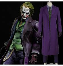 halloween costumes joker dark knight batman arkham city the joker cosplay halloween costumes classic