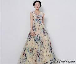 floral wedding dresses blue floral wedding dress 2016 2017 b2b fashion