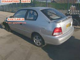 2001 hyundai accent parts hyundai accent breakers accent si dismantlers