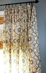Brown And Ivory Curtains Tan And Grey Curtains U2013 Teawing Co