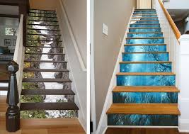 art to decorate your home a brilliant way to decorate your stairs stairway art ideas home