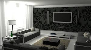 homeofficedecoration grey and black bedroom design
