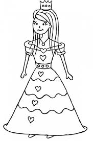 how to draw a princess step by step for kids feltmagnet