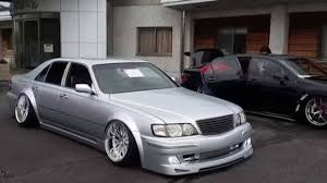 nissan cima nissan cima y33 vip car vip style carros do japao youtube