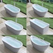 design badewannen design badewanne freistehende wanne standbadewanne 180 x 80 cm