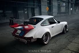 widebody porsche 911 stance works amir u0027s wide porsche 911