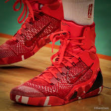 christmas kobes nike 9 ix elite christmas