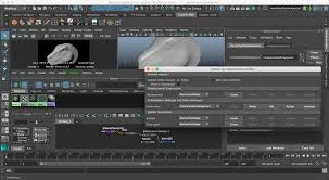 Displacement Map After Effects Deanna Crisbacher Maya Lighting U0026 Rendering 2 Mental Ray Part 8