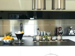 cuisine avec credence inox credence cuisine inox a coller credence with credence schmidt