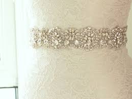 wedding sashes beaded belts for wedding dresses the chef