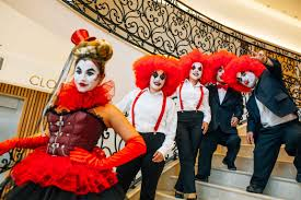 clowns for hire for birthday party clowns for hire circus clown for children s stilt walker