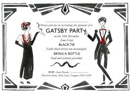not crazy about the wording but nice graphics gatsby 1920 u0027s