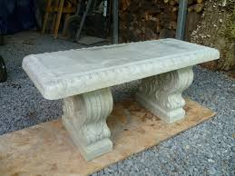 Outside Benches Home Depot by Concrete Garden Bench Home Depot Home Outdoor Decoration