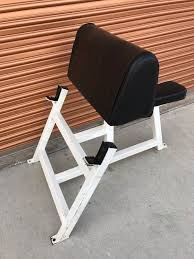 Body Solid Preacher Curl Bench Commercial Body Masters Preacher Curl Bench Sports U0026 Outdoors In