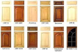 cabinet door styles for kitchen kitchen cabinet fronts datavitablog com