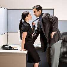 31 des salariés ont déjà eu une relation au travail mode s d