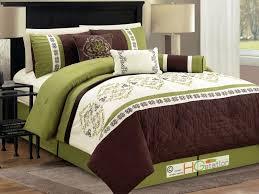Green Comforter Sets Sage Green Comforter Sets Fraufleur Com