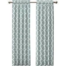 green semi sheer curtains u0026 drapes you u0027ll love wayfair