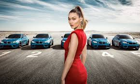 bmw comercial keep your on gigi hadid in bmw s m2 commercial highsnobiety