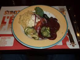 cuisine du bar du bar à salade picture of rotisserie scores sherbrooke tripadvisor