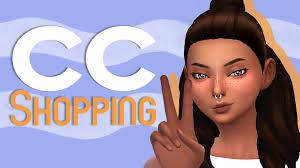 sims 4 maxis match cc hair the sims 4 cc shopping 5 maxis match hair kid s clothing