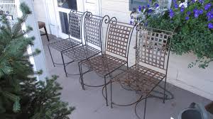 Patio Wrought Iron Furniture by Cast Iron Patio Furniture For Sale In Cape Town Western Cape Cast
