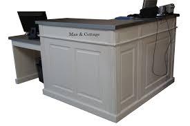 comptoir de cuisine sur mesure comptoir de boutique en angle sur mesure