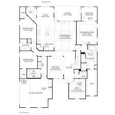 home floor plans north carolina southampton new home plan huntersville nc pulte homes new