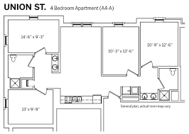 Quad Level House Plans Iu Rps Union Street Center