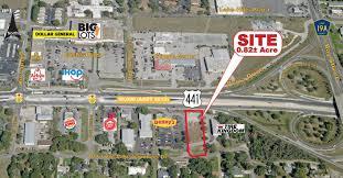 Eustis Florida Map by Commercial Real Estate For Lease Or Sale In Eustis Florida