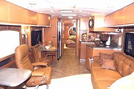 motor home interior airstream rv motor home