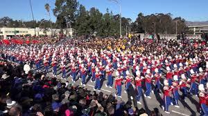 2016 lausd all district hs honor band 2016 pasadena parade