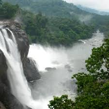 where to travel in august images Travel to athirapally falls in kerala during august places to jpg