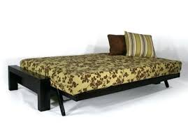 futon full size frame wall made in dc furniture with drawers