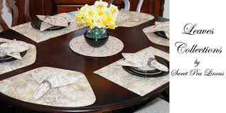outdoor placemats for round table patio table placemats choice image table decoration ideas