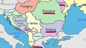 Eastern Europe Map Quiz by Europe 3 Eastern Europe Ekjb Youtube