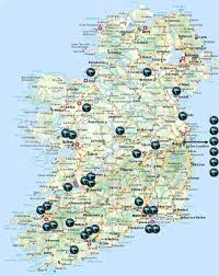 printable road maps printable map of ireland amazing printable map of for line drawings