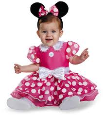 disney infant prestige minnie mouse halloween costume toys