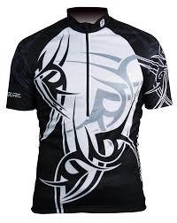Polaris Bikewear Tattoo Short Sleeve Shirt Buy And Offers On Bikeinn