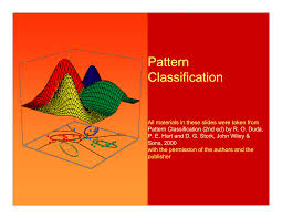 pattern classification projects pattern classification pdf download available